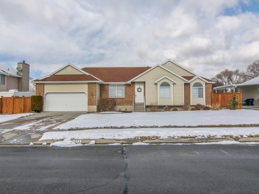 Your Home In Sandy: 273 Chestnut Ridge Drive