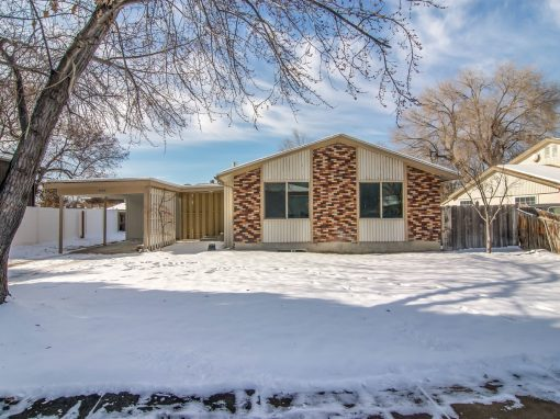 Your Home in Sandy Village: 8706 South Spartan Drive