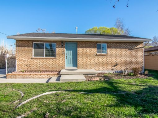 Your Home at 1610 W Crystal Ave