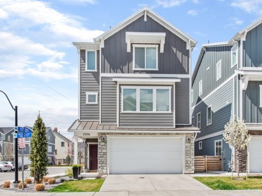 Your Home at 7570 South Wiles Place in Midvale