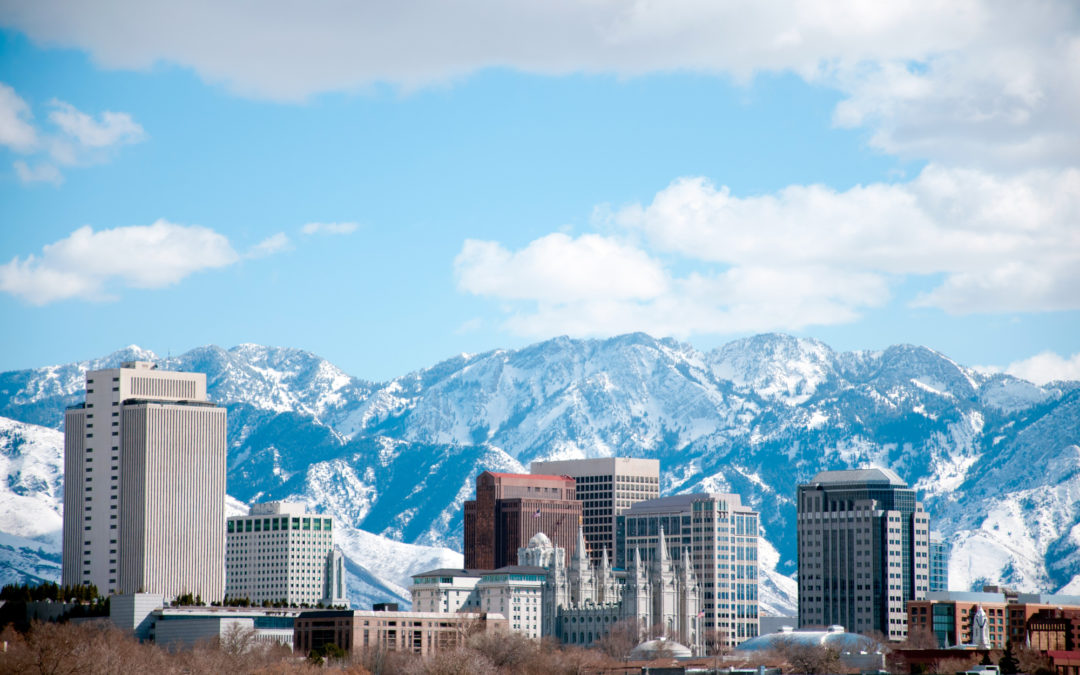 Emerging Neighborhoods in SLC (Singles and Youth)