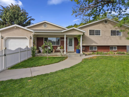 Your Home at 1025 E 3825 S